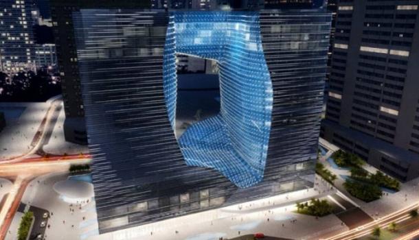 Das neue ME Dubai wird Wahrzeichen in der Skyline der Wüstenstadt