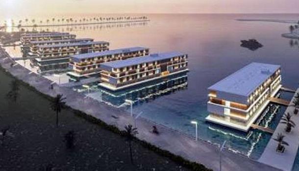 Neues Konzept in Doha für die Fußballweltmeisterschaft 2022: Schwimmende Hotels