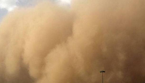 Sandsturm legt Flugverkehr auf den Kanaren lahm