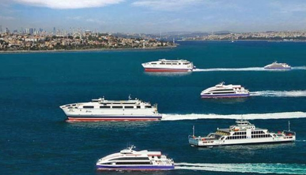 Istanbul suspends sea passenger links to other cities