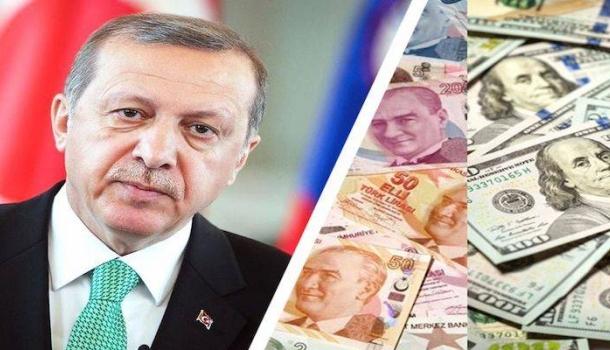 Турецкая лира вновь рухнула, отдых подешевел, а Эрдоган готовится принять чрезвычайные меры