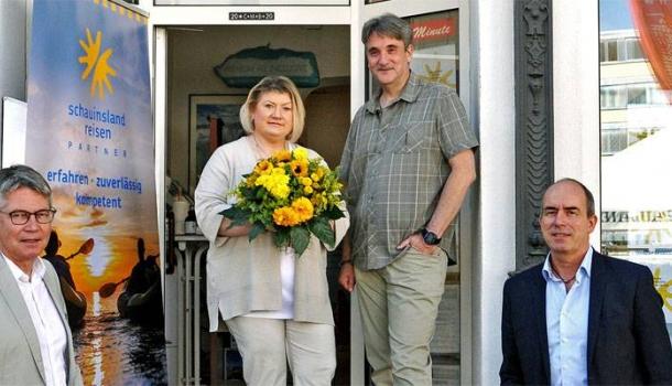 'Veranstalter sind den Reisebüros zu großem Dank verpflichtet'
