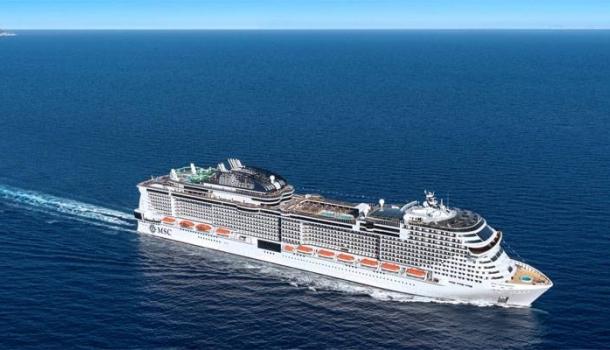 MSC Grandiosa sticht ab dem 24sten Januar wieder in See