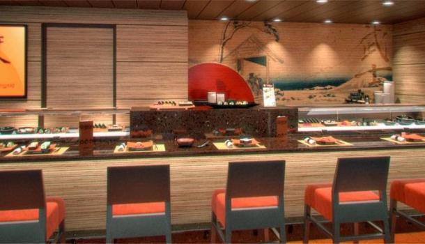 MSC Cruises mit zwei neuen Spezialitätenrestaurants an Bord der MSC Virtuosa