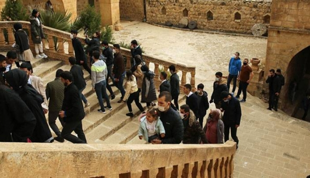Russian tour operators visit southeastern Turkey