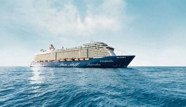 Mein Schiff 4 fährt ab Juli ab Genua Routen mit Anläufen in Frankreich