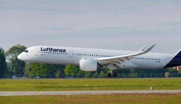 Lufthansa deploys the Jumbo and Airbus A350 to Mallorca due to high summer vacation demand