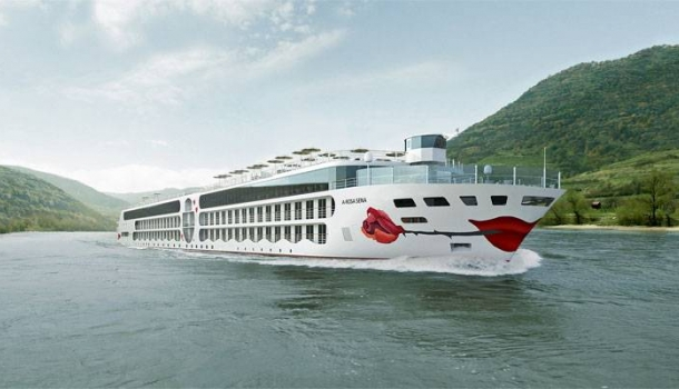 New vessel is to be named A-ROSA SENA