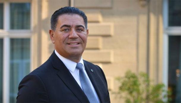 Spiridon Sarantopoulos als Hotelier des Jahres geehrt