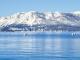Wintersinfonie in Weiß und Blau am Lake Tahoe