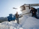 Von Holz zu Schnee: Der Einsatz der Trentiner Bäume