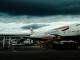 Ураган над Атлантикой разогнал пассажирский Боинг быстрее скорости звука