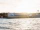 AIDAcosma: 140 Meter langes LNG-Maschinenraummodul wird nach Papenburg überführt