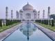 Знаменитый комплекс Тадж-Махал в Индии вновь открылся.