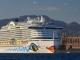 AIDAperla kommt ins Mittelmeer – Überführungsfahrt ab heute buchbar