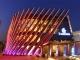 Emirates-Pavillon ist für die Expo 2020-Besucher bereit