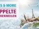 Doppelte Miles & More Meilen auf allen Eurowings Flügen